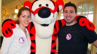 Character Dinner At The Crystal Palace Buffet - Magic Kingdom - Walt Disney World, Fl