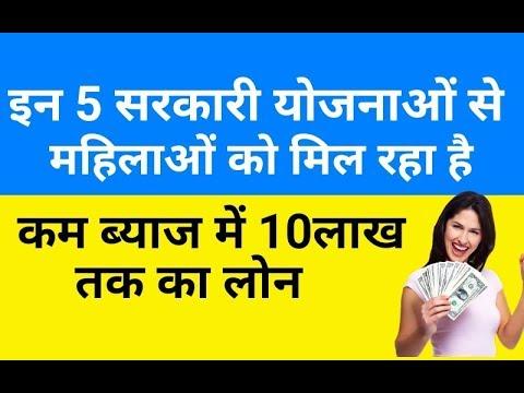 महिलाओं के लिए सस्ता लोन | business loan for womens