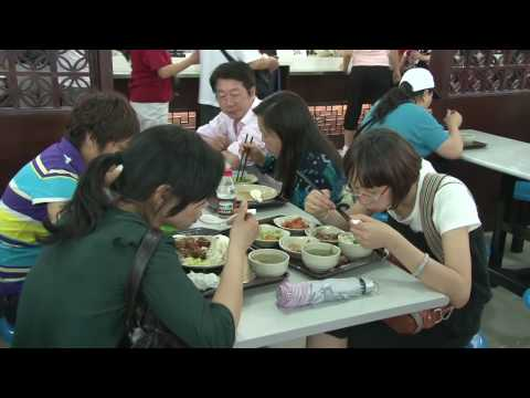 EXPO 2010 Shanghai China food court.mov