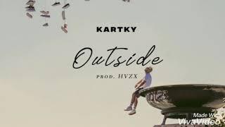 Kartky -  Outside + Tekst