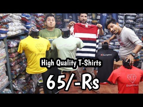 Cheapest T-shirt Market T-shirt At 65/-Rs | VANSHMJ
