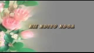 Haya ndiyo ayatakayo Mumeo 2.