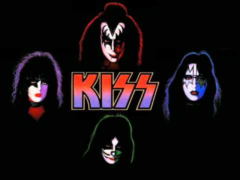 Kiss  I was made for lovin you 2009wmv