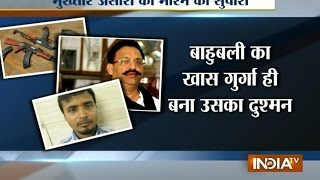 Rs 6 crore contract to kill UP don Mukhtar Ansari | India Tv