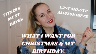 THINGS YOU SHOULD ADD TO YOUR CHRISTMAS LIST | MY GIFT GUIDE & WISHLIST