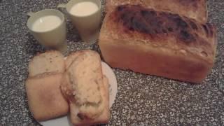 Как испечь домашний хлеб, простой и легкий способ....