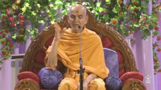Guruhari Ashirwad 7 Aug 2017, (Morning), Los Angeles, CA, USA