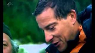 Bear Grylls and Stephen Fry talk about their beliefs