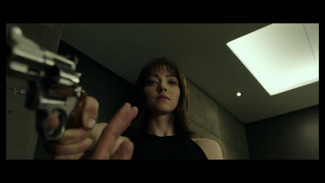 ANON (2018) filmo anonsas