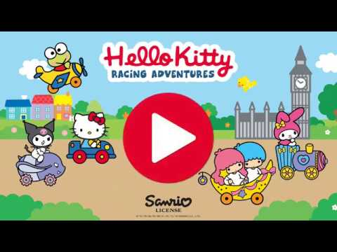 Hello Kitty Racing Adventures For Kids