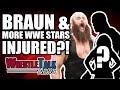 CM Punk WWE SmackDown Chants! Braun Strowman & More INJURED?! | WrestleTalk News Oct. 2018