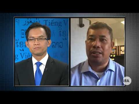 Interview Dr. Meas Ny Over Demonstration Plan Against H.E Kem Sokha's Arrest