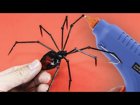 3 Awesome Hot Glue DIY Life Hacks for Crafting #53