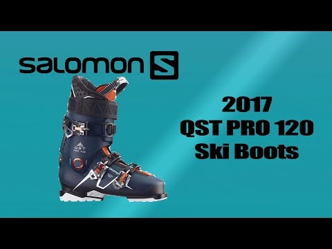 b3f01886 2017 Salomon QST 120 Ski Boot Review - YouTube