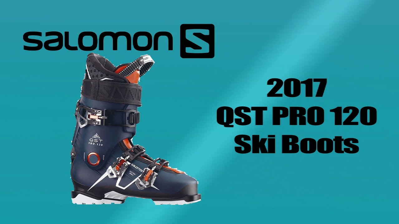 84fb946b 2017 Salomon QST 120 Ski Boot Review