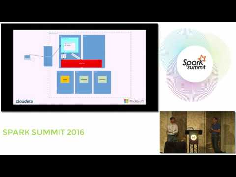 Livy: A REST Web Service For Apache Spark