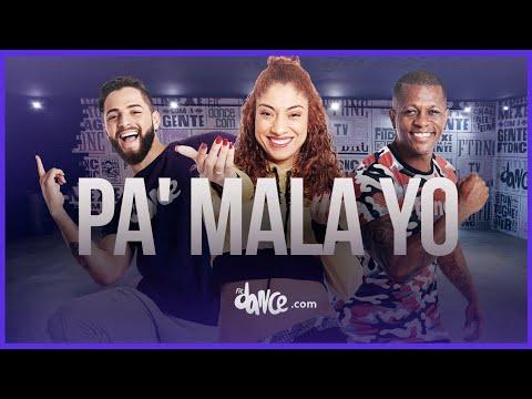 Pa' Mala YO – Natti Natasha | FitDance Life (Coreografía) Dance Video