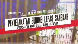 KISAH NYATA : Video Penyelamatan Cucak Ijo Gacor Lepas Sangkar