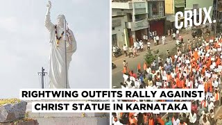 Christ Statue in Karnataka Sparks Row, BJP Says Land Acquired Illegally
