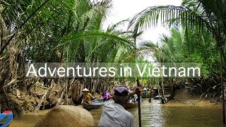Vietnam Backpacking Adventure