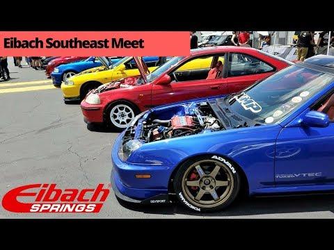 Eibach Southeast Meet and Car Show 2018 Orlando, FL