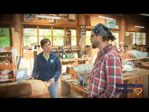 Hometown Heroes:  Haida Master Carver Donald Varnell