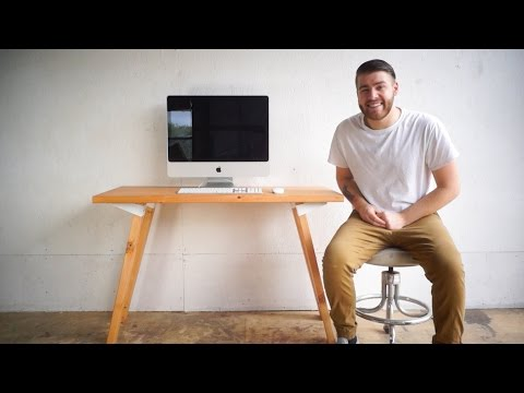 The Ux4 Desk   Modern Builds   EP. 28
