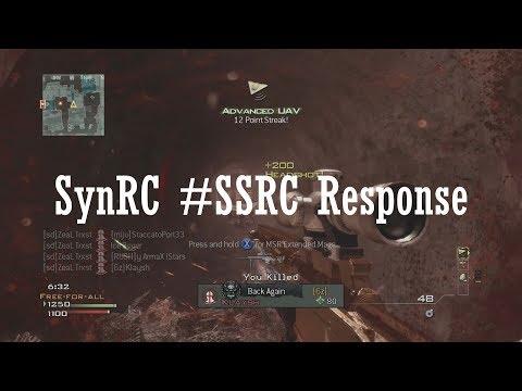 Trust - Synergy #SSRC Final Response @TrustFFA