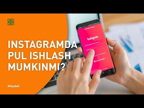 Instagramda Qanday Qilib Pul Ishlash Mumkin? XURMO [Tim Lion]
