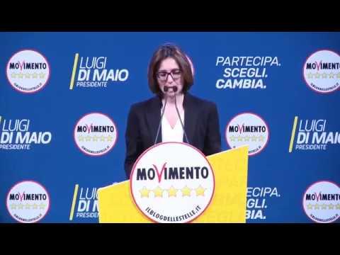 Chiusura Rally Luigi Di Maio - Teatro Biondo Palermo
