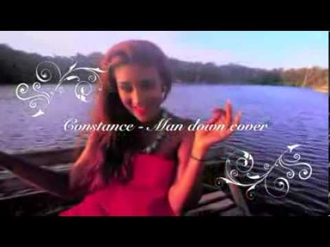 Rihanna - Man Down (CONSTANCE Cover)