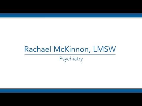 Rachel McKinnon, LMSW video thumbnail