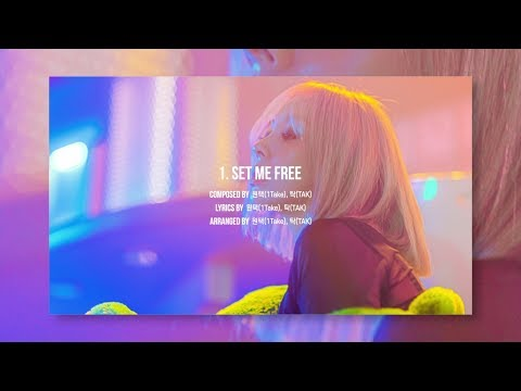 "[Preview] 레이디스 코드(LADIES' CODE) ""CODE#03 SET ME FREE"""