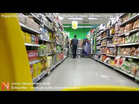 HyperCity Ahmedabad | Retail Supermarket Chain for Grocery Shopping in India