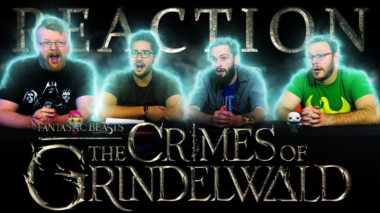 Fantastic Beasts The Crimes Of Grindelwald Final Trailer Reaction
