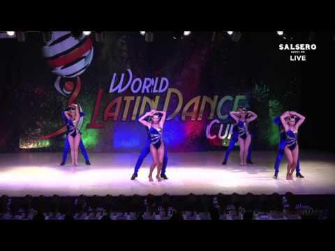 Pa la Rumba, Uruguay, Bachata Amateur Team, Final Round, WLDC 2015
