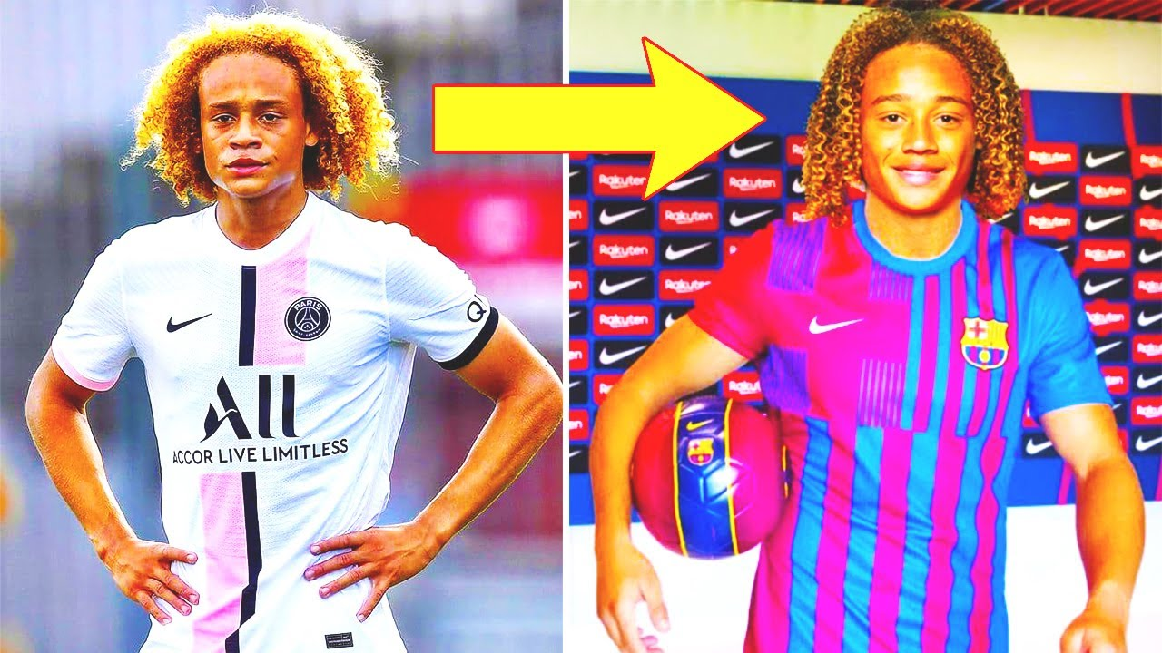 XAVI SIMONS is REALLY COMING BACK to BARCELONA and here's why!