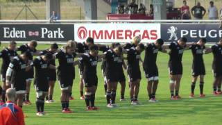 All Blacks Haka in honour of Jerry Collins - Rugby Worlds U20 2015 - New Zeland vs Argentina