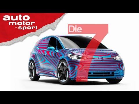 VW ID.3 (2019): 7 Fakten, die jeder E-Auto-Fan wissen sollte   auto motor und sport