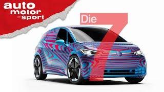 VW ID.3 (2019): 7 Fakten, die jeder E-Auto-Fan wissen sollte | auto motor und sport