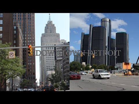Downtown Detroit Is Booming!