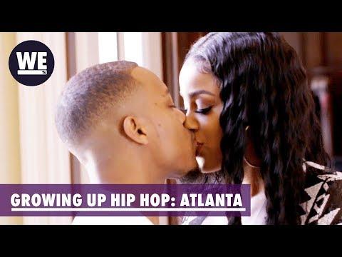 Season 2 Returns Oct 11 w/ New Episodes!   Growing Up Hip Hop: Atlanta   WE tv