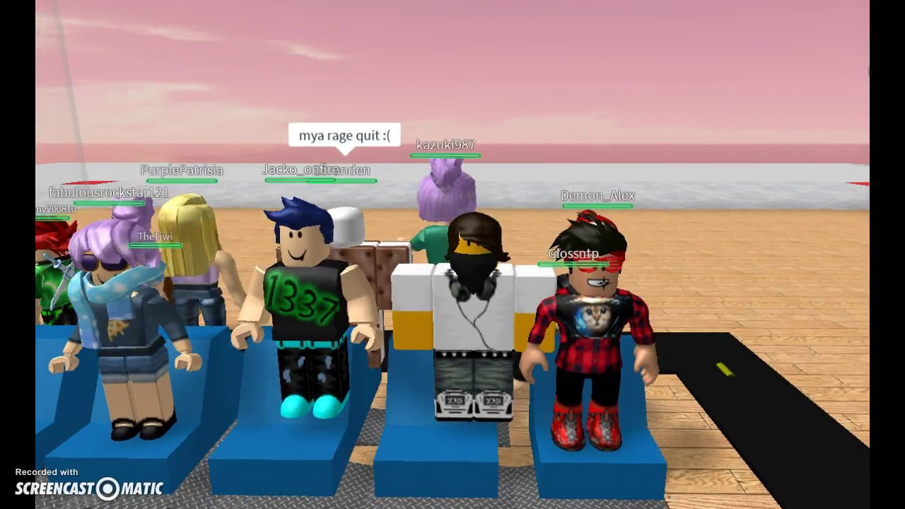 Roblox musical chairs youtube - Roblox Musical Chairs Top 5