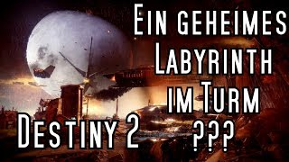 Destiny 2 im Turm befinden sich versteckte Untersuchungen