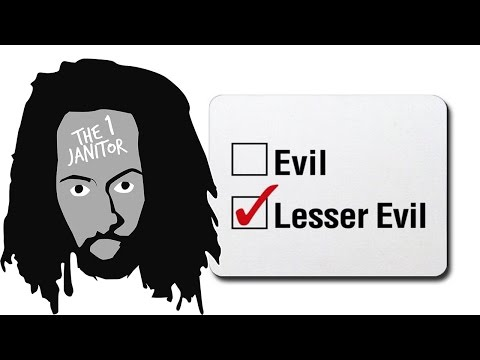 "Stop Voting for the ""Lesser of Two Evils"""