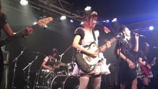 Band Maid @La Boule Noire - Paris le 16 Oct 2016
