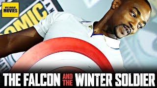 Falcon & The Winter Soldier - Marvel Phase 4 Comic Con Panel Explained