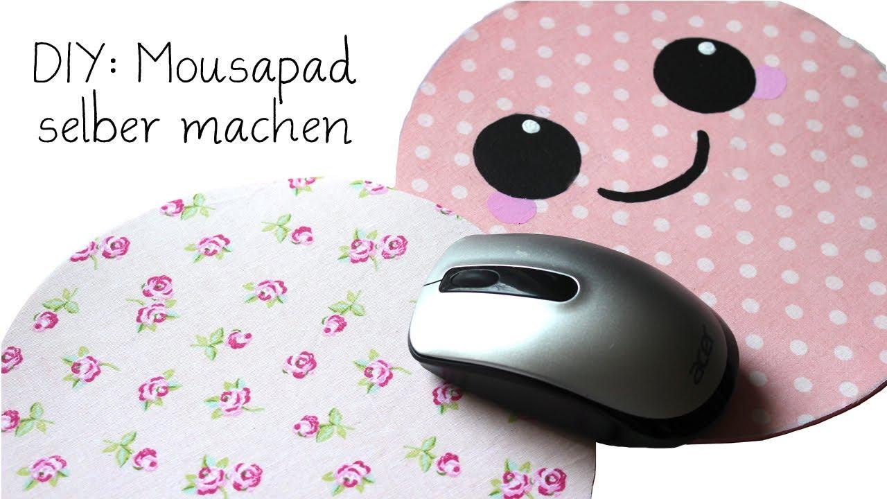DIY] Mousepads selber machen