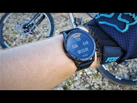 Honor Magicwatch 2 Review With GPS Accuracy Test