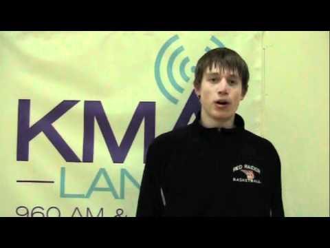 KMA Sports: Corning vs. Bedford Boys Basketball - YouTube